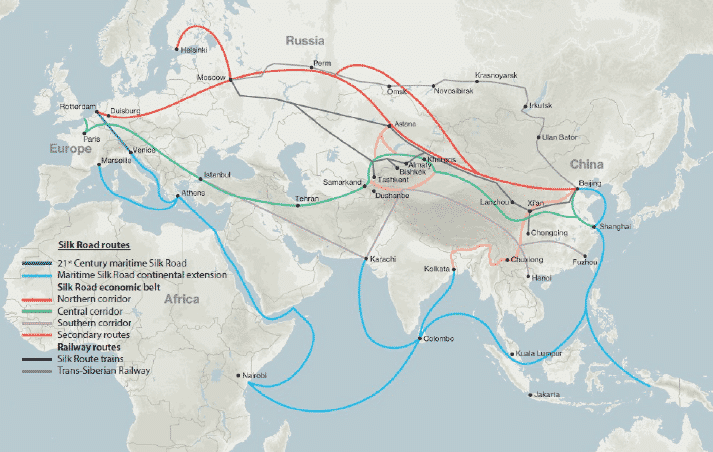Belt Road Initiative China